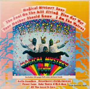 ザ・ビートルズ - magical mystery tour - SMAL2835