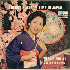 ウェルナー・ミューラー - cherry blossom time in japan - DL8603