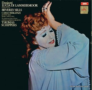 トーマス・シッパーズ - donizetti; lucia di lammermoor (original version) - SLS797/3