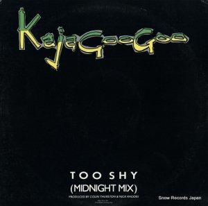 カジャグーグー - too shy - SPRO-9910-9911
