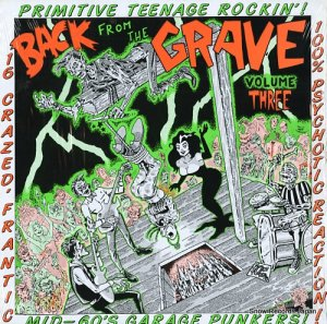 V/A - back from the grave volume three - CRYPT003