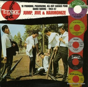 V/A - jump, jive and harmonize - LP-TS6601