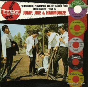 V/A - jump, jive and harmonize - LP-TS6601