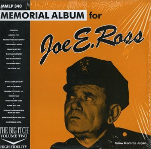 V/A - the big itch volume two(memorial album for joe e.ross) - MMLP340