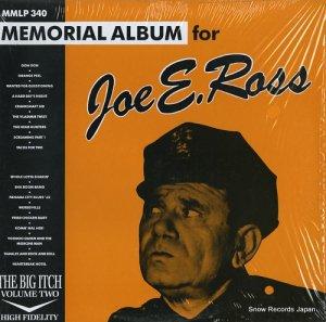V/A - the big itch volume two(memorial album for joe e.ross) - MMLP340