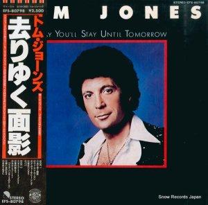 トム・ジョーンズ - 去りゆく面影 - EFS-80798