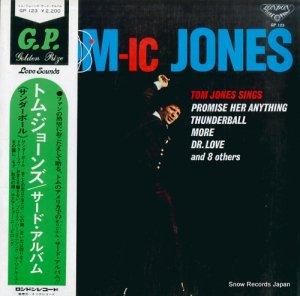 トム・ジョーンズ - サード・アルバム/サンダーボール - GP123