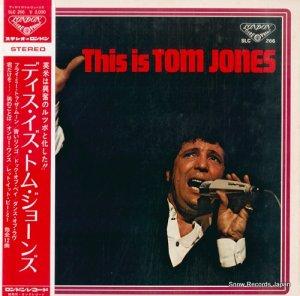 トム・ジョーンズ - ディス・イズ・トム・ジョーンズ - SLC266