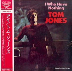 トム・ジョーンズ - アイ - SLC340