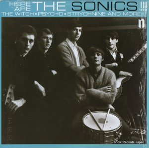 ザ・ソニックス - here are the sonics!! - NW903