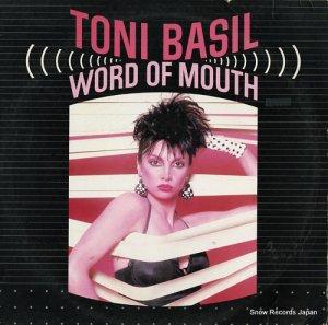 トニー・バジル - word of mouth - CHR1410