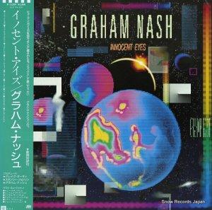 グラハム・ナッシュ - イノセント・アイズ - P-13299
