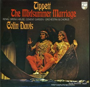 コリン・デイヴィス - tippett; the midsummer marriage - 6703027