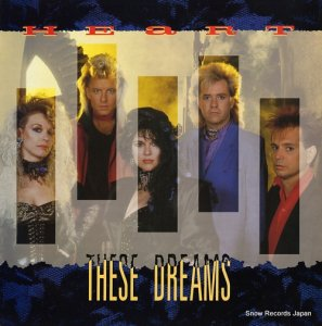 ハート - these dreams - 12CL394