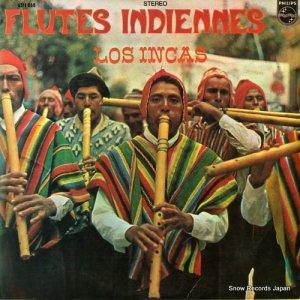 ロス・インカス - flutes indiennes - 6311-068