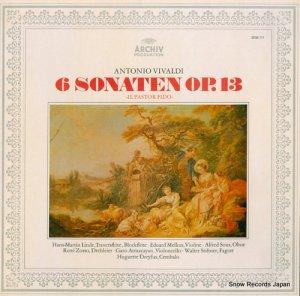 ユゲット・ドレフュス - vivaldi; 6 sonaten op.13 - 2533117