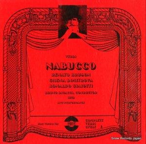 ブルーノ・リガッチ - verdi; nabucco - HREV803-2(S)