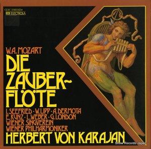 ヘルベルト・フォン・カラヤン - mozart; die zauberflote - 1C147-01663-65M