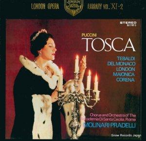 フランチェスコ・モリナーリ・プラデルリ - プッチーニ:歌劇「トスカ」全曲 - SLC7182/3