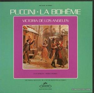 ヴィクトリア・デ・ロス・アンヘレス - プッチーニ:歌劇「ラ・ボエーム」全曲 - EAC-30239-40