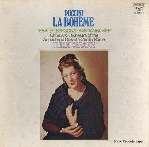トゥリオ・セラフィン - プッチーニ:「ボエーム」全曲 - SL1182-3