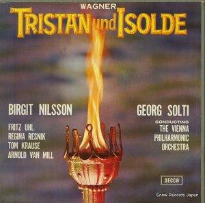 ビルギット・ニルソン/ゲオルグ・ショルティ - wagner; tristan und isolde - MET204-8