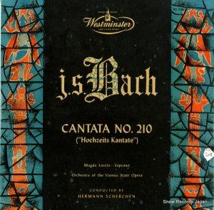 ヘルマン・シェルヘン - bach; cantata no.210(