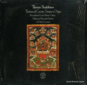 デイヴィッド・ルイストン - チベットの仏教音楽2 - H-72064/G-5106H