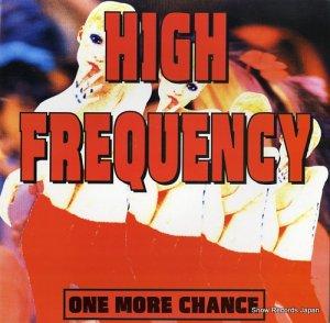 ハイ・フリーケンシー - one more chance - TRD1363