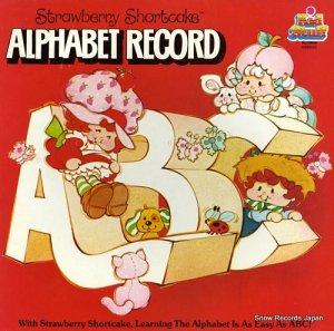 STRAWBERRY SHORTCAKE - alphabet record - KSS5025