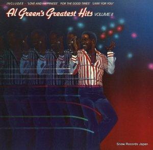 アル・グリーン - greatest hits volume 2 - 5291MLA