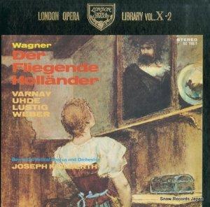 ヨゼフ・カイルベルト - ワーグナー:歌劇「さまよえるオランダ人」全曲 - SLC7165/7