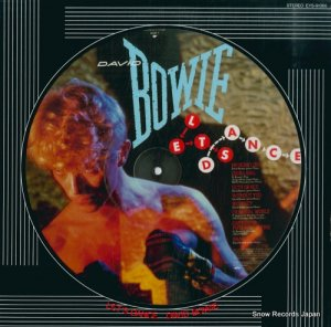 デビッド・ボウイ - レッツ・ダンス - EYS-91069