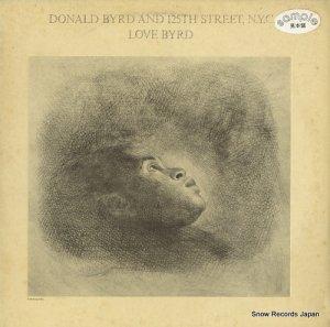 ドナルド・バード&ニューヨーク125番街 - ラヴ・バード - P-11112