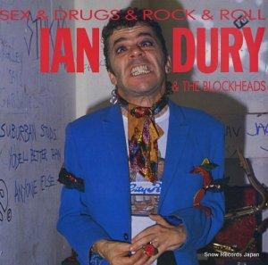 イアン・デューリー&ザ・ブロックヘッズ - sex & drugs & rock & roll - X-FIEND69