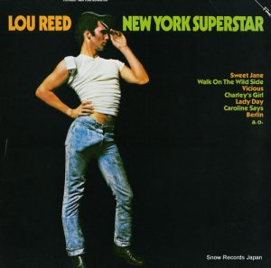 ルー・リード - new york superstar - FA3164