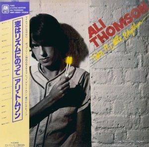 アリ・トムソン - 恋はリズムにのって - AMP-28001