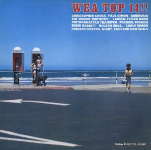 V/A - wea top 14!! - P-10958J