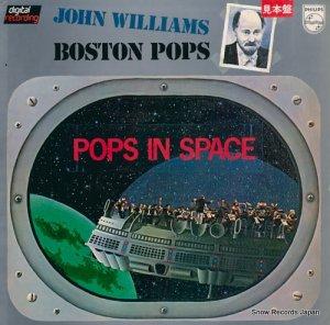 ジョン・ウィリアムス - ポップス・イン・スペース - 28PC-1