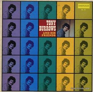 トニー・バロウズ - '70のスーパー・スター - DL21