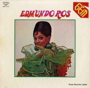 エドムンド・ロス - ラテンのすべて - GEM127-8