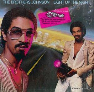 ブラザーズ・ジョンソン - light up the night - SP-3716