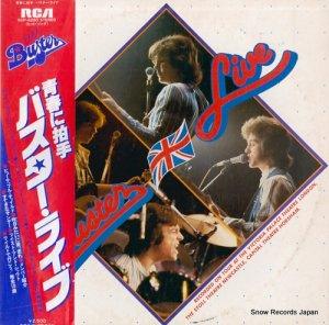 バスター - 青春に拍手/バスター・ライブ - RVP-6250