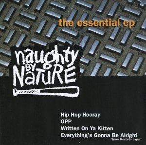 ノーティー・バイ・ネーチャー - the essential ep - BLRT104