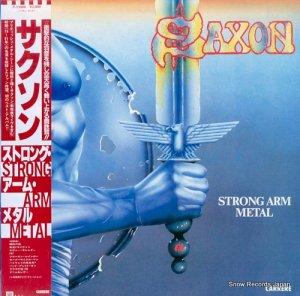 サクソン - ストロング・アーム・メタル - P-13080