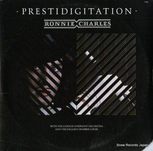ロニー・チャールズ - prestidigitation - T-491