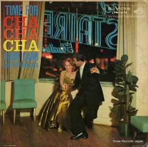 エディー・カノ - time for cha cha cha - LPM-1672