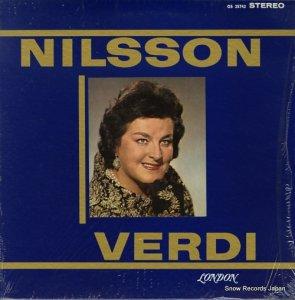ビルギット・ニルソン - nilsson verdi - OS25742