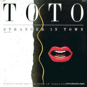 トト - ストレンジャー・イン・タウン(ダンス・ミックス・バージョン) - 12AP2973