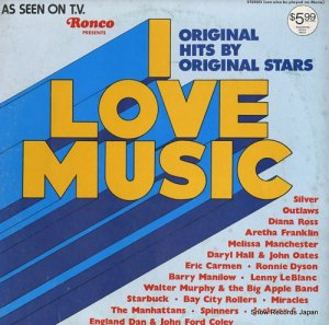 V/A - i love music - R-2120